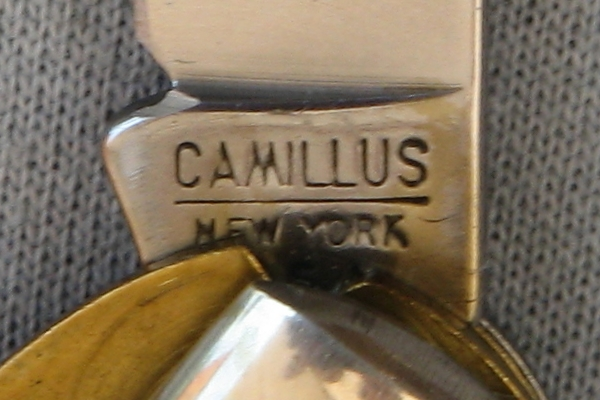 camillus dating Camillus was one of the first knife manufacturers in the united states with roots dating back to 1876 the company made its own brands and also worked as a prolific contractor for other companies making several other knife brands.