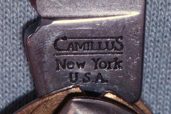 Camillus Tang stamps and dates | BladeForums com