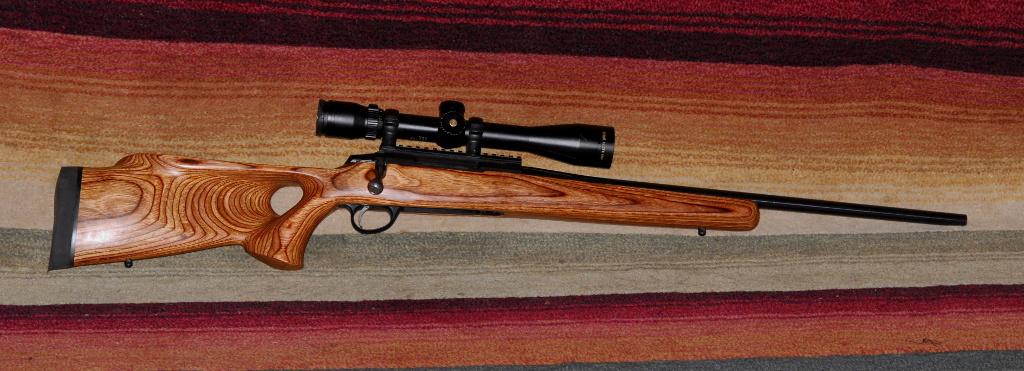 Tikka T3 Lite 308 Win Hunting Rifle With Wood Laminate